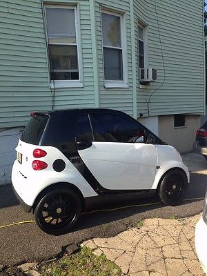 Other Makes : Fortwo Passion Coupe 2-Door 2009 smart fortwo passion coupe 2 door 1.0 l