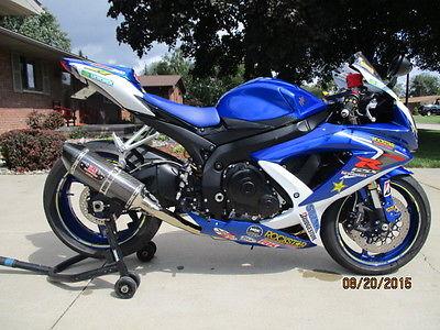 Suzuki : GSX-R 2008 08 suzuki gsxr 600 gsxr 600 yoshimura vortex bmc k n zero gravity rockstar