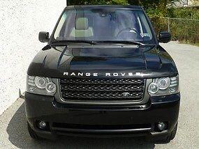 Land Rover : Range Rover HSE 2011 range rover hse lux