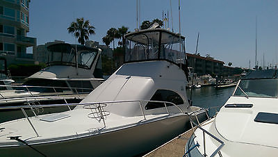 Twin Diesel 2002 Luhrs 32 Convertible Fishing Boat Marina del Rey, CA