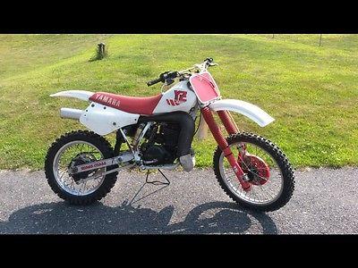 Yamaha : YZ Yamaha yz 490
