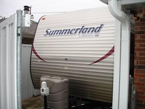 2014 26' Keystone Summerland w/slide