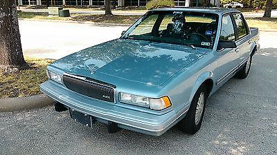 Buick : Century 4 DOOR 1995 buick century 26 k actual miles texas car like showroom condition mint