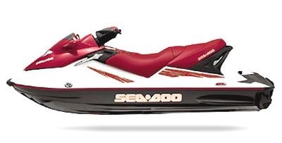 2003  Sea-Doo  GTX DI
