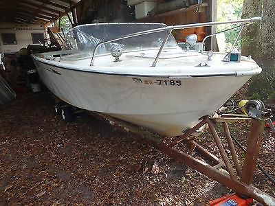 1967 Buehler Turbocraft Jet 35 Boat not Chris Craft Classic Fiberglass not Wood