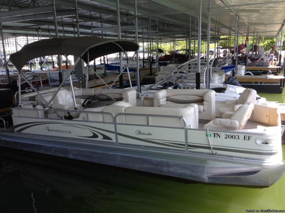 2006 Bennington Pontoon Boat Boats For Sale