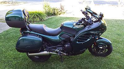 Triumph : Trophy 2000 triumph trophy 1200 cc great condition