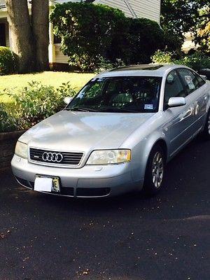 Audi : A6 4 door sedan 2001 audi a 6 2.8