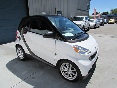 Smart Passion 2 Door Automatic Coupe 41 mpg 2008 smart fortwo passion automatic 2 door leather coupe 41 mpg 08 knoxville tn