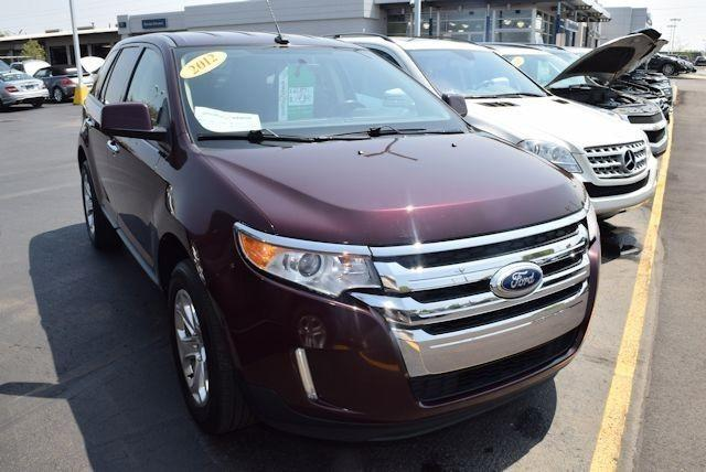 ford edge cars for sale in south bend indiana. Black Bedroom Furniture Sets. Home Design Ideas