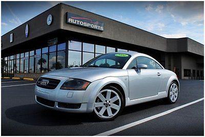 Audi : TT Base Coupe 2-Door 2004 audi tt quattro base coupe 2 door 1.8 l