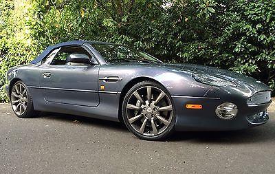 Aston Martin : DB7 VOLANTE 2003 ASTON MARTIN 2003 DB7 VOLANTE V12 CONVERTIBLE - DB9, VANTAGE, VANQUISH, RAPIDE