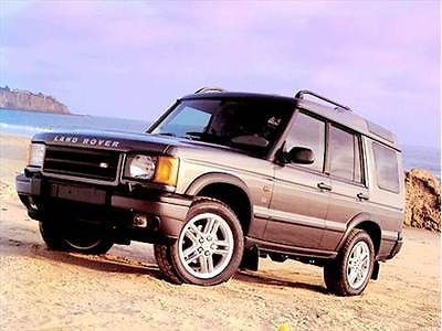 Land Rover : Discovery Series II SD Sport Utility 4-Door 2002 land rover discovery 11 fully loaded pristine condition for sale