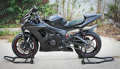Yamaha YZF R 2005 6 Black