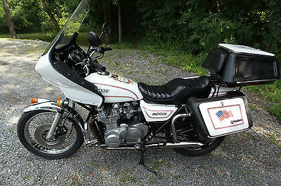 Kawasaki : Other 1978 kawasaki kz 1000 kz 1000 spirit of america special edition motorcycle