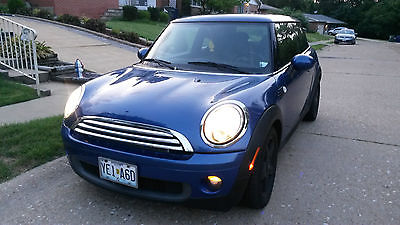 Mini : Cooper Base Hatchback 2-Door 2009 mini cooper base hatchback 2 door 1.6 l
