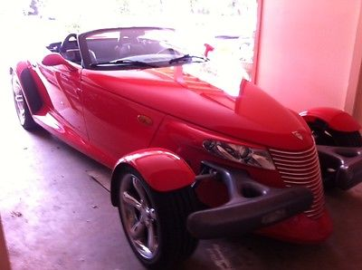 Plymouth : Prowler Convertible 1999 plymouth prowler