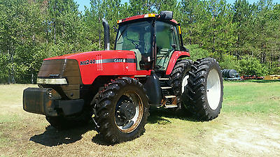 2003 Case MX240 Tractor with New Tires 4400 Hours