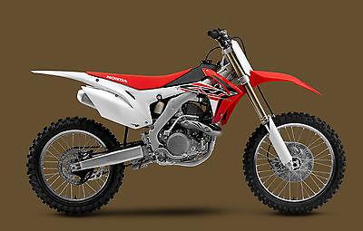 Honda : CRF NEW 2016 HONDA CRF450R CRF450 MX DIRTBIKE FUEL INJECTED ENGINE MODE