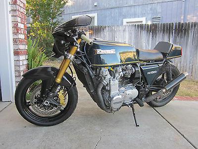 Kawasaki : Other 1980 kawasaki kz 1300