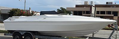 CHALLENGER OFFSHORE SPEED BOAT FAST!!!!!!! MAY CONSIDER TRADE