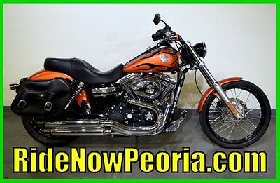 Harley-Davidson : Dyna 2011 harley davidson dyna glide wide glide used