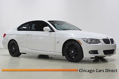 BMW : 3-Series 328i xDrive M Sport Coupe 13 328 i xdrive coupe m sport premium cold gps navigation low rare white clean