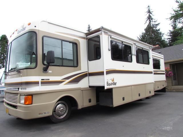 Fleetwood Bounder 40 Tag Axle Rvs For Sale