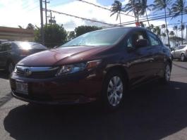 2012 Honda Civic LX Kahului, HI
