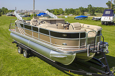2014 South Bay 500 Cruise Series 522E