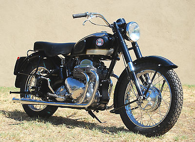 Triumph : Other 1958 ariel square 4 beautifully restored by marque expert extensive history
