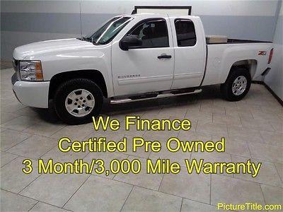 Chevrolet : Silverado 1500 LT 4WD Ext Cab 10 silverado 1500 lt ext cab 4 x 4 5.3 v 8 automatic warranty we finance texas