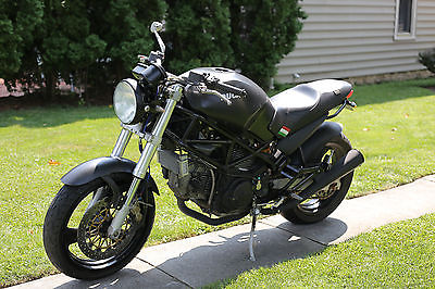 Ducati : Monster 1999 ducati monster 750 dark low miles cafe racer project