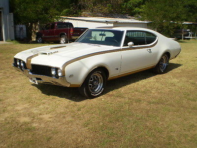 Oldsmobile : 442 Hurst Olds 1969 oldsmobile hurst olds