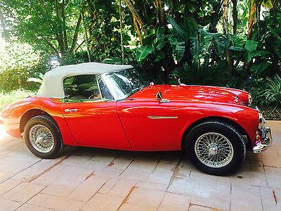 Austin Healey : 3000 1967 austin healey 3000 mkiii phase 2 convertible