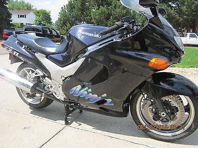 Kawasaki : Ninja 1995 kawasaki zx 11 ninja