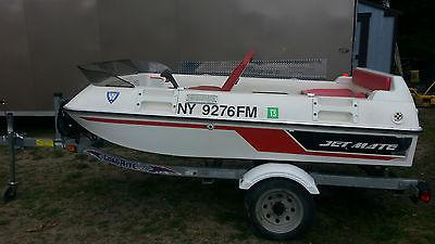 Jet Mate Kawasaki 1989 jet boat
