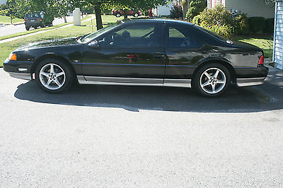 Ford : Thunderbird SC Reduced** 1990 Ford Thunderbird Super Coupe Coupe