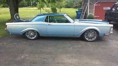 Lincoln : Continental mark lll 1969 lincoln continental mark lll