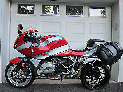 BMW : R-Series BMW R1200S 2007 REPAIRABLE SALVAGE! RARE BIKE!! RUNS EXCELLENT!