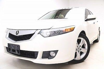 Acura : TSX Base Sedan 4-Door WE FINANCE! 2009 Acura TSX Tech Pkg Navigation Premium Sound