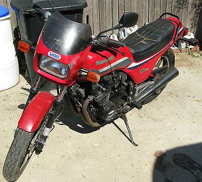 Kawasaki : Other 1982 kawasaki gpz 550 kz 550 h