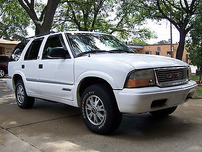 GMC : Jimmy SLT GMC Jimmy Envoy Sport Utility 4-Door 4.3L