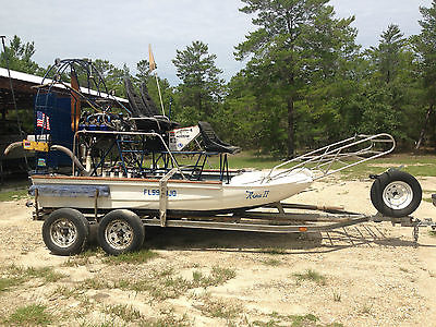 1994 Cottonmouth Airboat