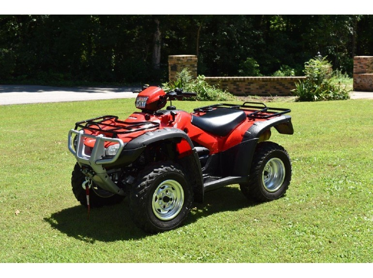 Honda Fourtrax Foreman Rubicon 4x4 Eps Deluxe Motorcycles
