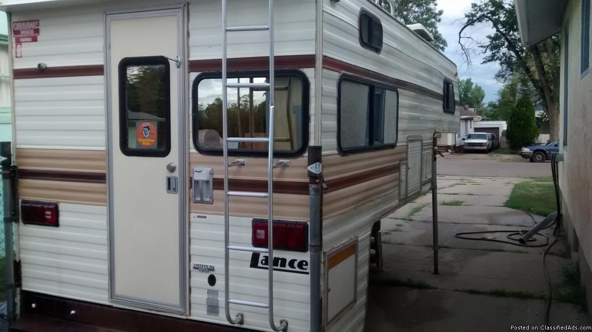 1984 Lance Camper Rvs For Sale