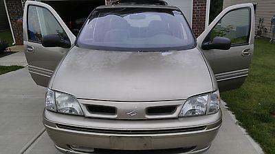 Oldsmobile : Silhouette GLS Mini Passenger Van 4-Door This one is a