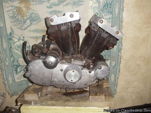 1973 Ironhead Harley Motorcycles for sale