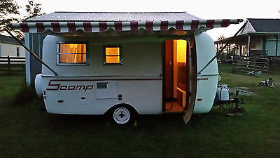 1983 16 ft Scamp Camper