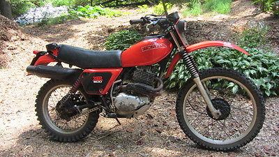 1979 Honda Xr500 Motorcycles for sale